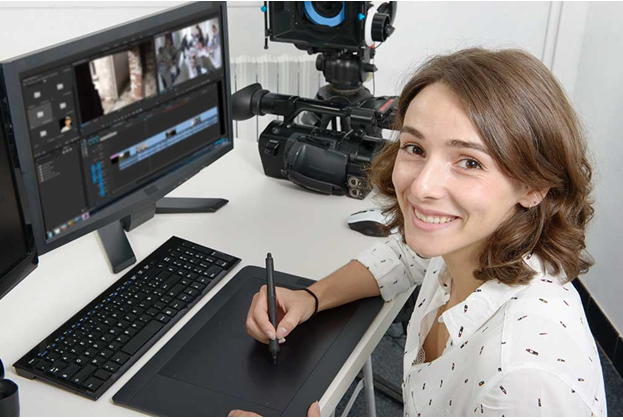 What are the types of video editing?